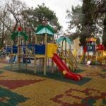 детская игровая и  спортивная площадка  с. Вербовка район Балаклейский